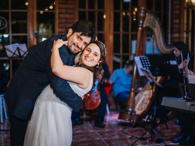 El matrimonio de Pamela y Félix en Graneros, Cachapoal 56