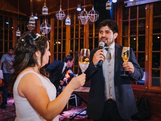 El matrimonio de Pamela y Félix en Graneros, Cachapoal 57
