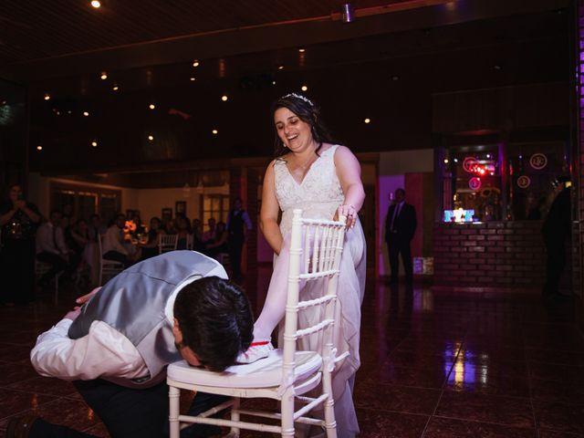 El matrimonio de Pamela y Félix en Graneros, Cachapoal 67