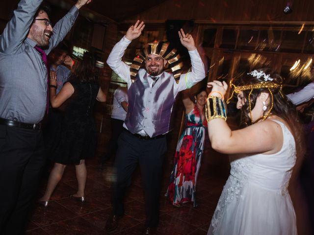 El matrimonio de Pamela y Félix en Graneros, Cachapoal 75