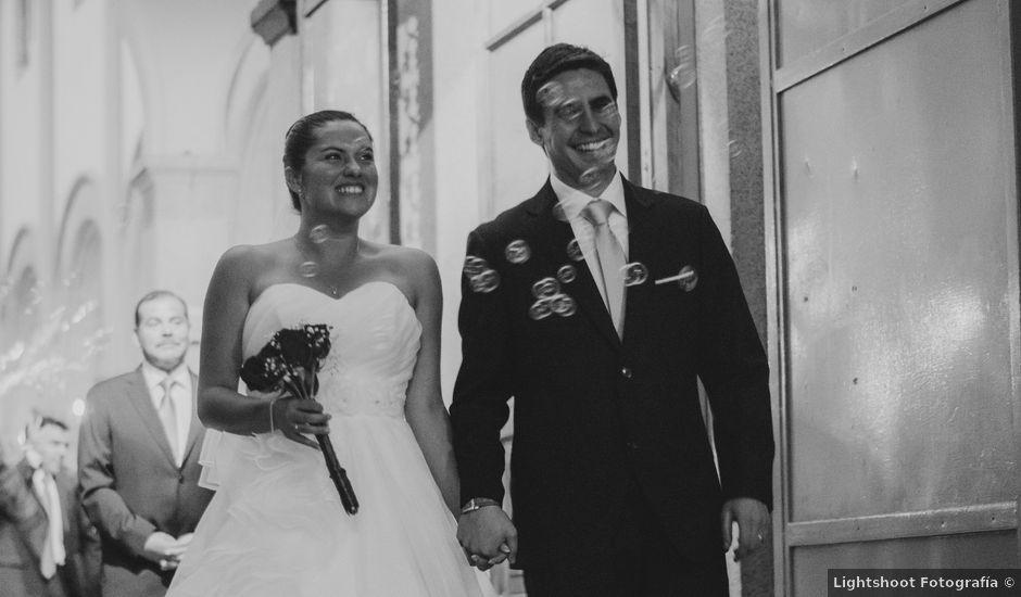 El matrimonio de Gonzalo y Ange en Olmué, Quillota