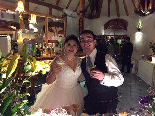 El matrimonio de Daniela  y Víctor  3