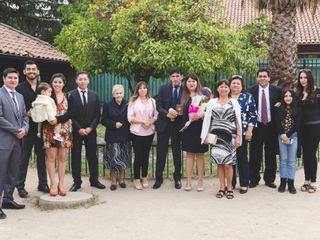 El matrimonio de Nicole Fernández y Rodrigo Contreras 1