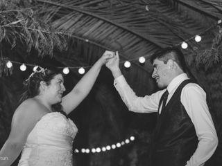 El matrimonio de Nicole Fernández y Rodrigo Contreras