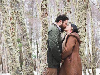 El matrimonio de Stefanie y Felipe 1