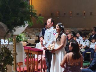 El matrimonio de Cynthia  y Víctor  1