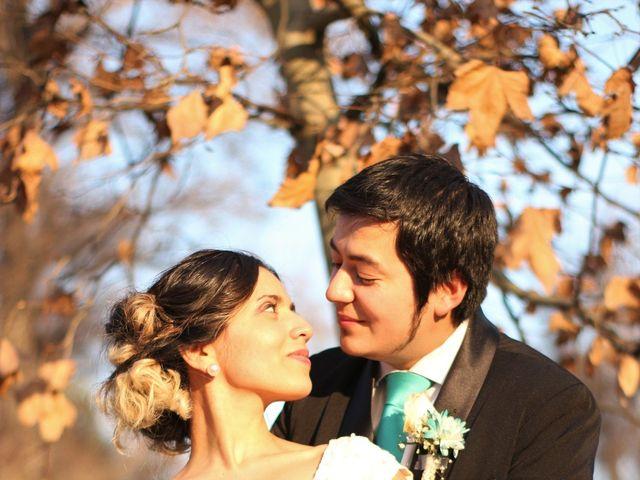 El matrimonio de Debora y Ivan