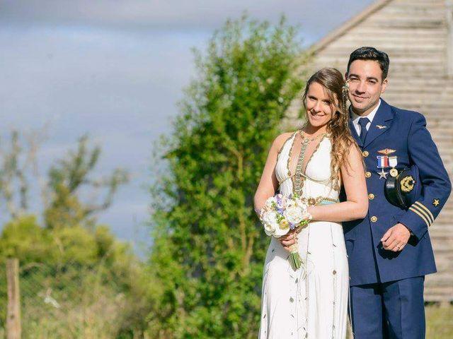 El matrimonio de Macarena  y Sergio