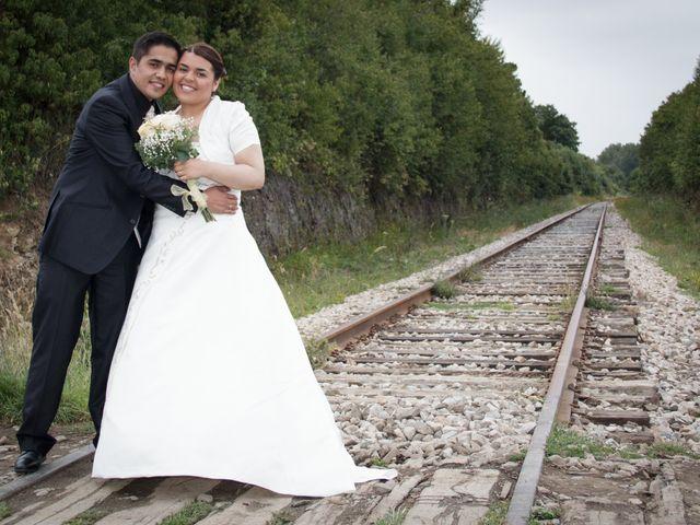 El matrimonio de Karen y José Luis