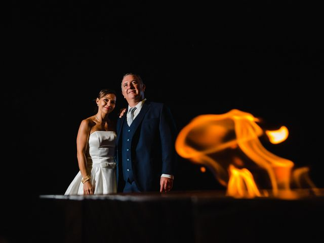 El matrimonio de Nedjelka y Julio
