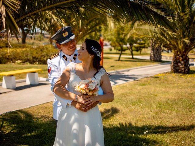 El matrimonio de Cynthia  y Víctor