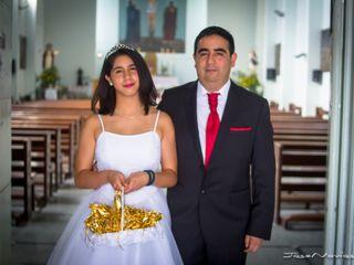 El matrimonio de Tamara y Angel 1