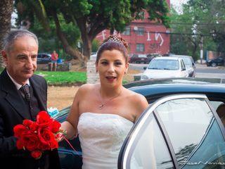 El matrimonio de Tamara y Angel 2