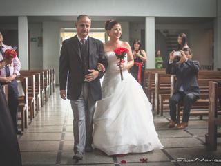 El matrimonio de Tamara y Angel 3