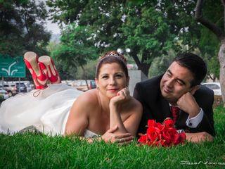 El matrimonio de Tamara y Angel