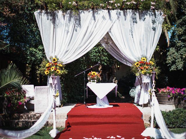 El matrimonio de José Ignacio y Daniela en Graneros, Cachapoal 20