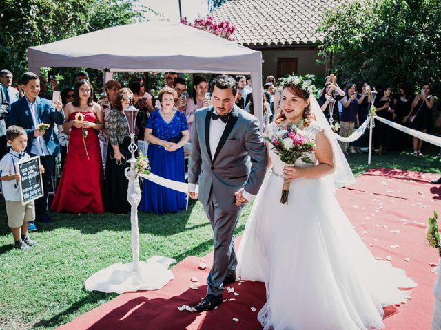 El matrimonio de José Ignacio y Daniela en Graneros, Cachapoal 26