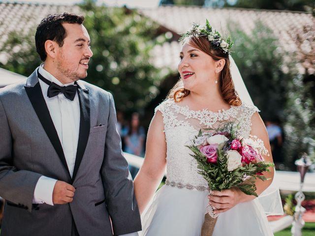 El matrimonio de José Ignacio y Daniela en Graneros, Cachapoal 27