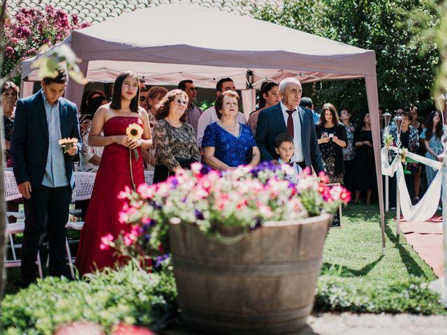 El matrimonio de José Ignacio y Daniela en Graneros, Cachapoal 28