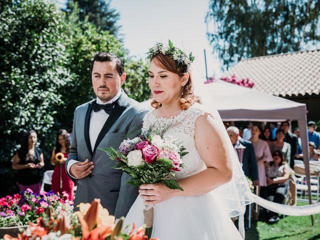 El matrimonio de José Ignacio y Daniela en Graneros, Cachapoal 30