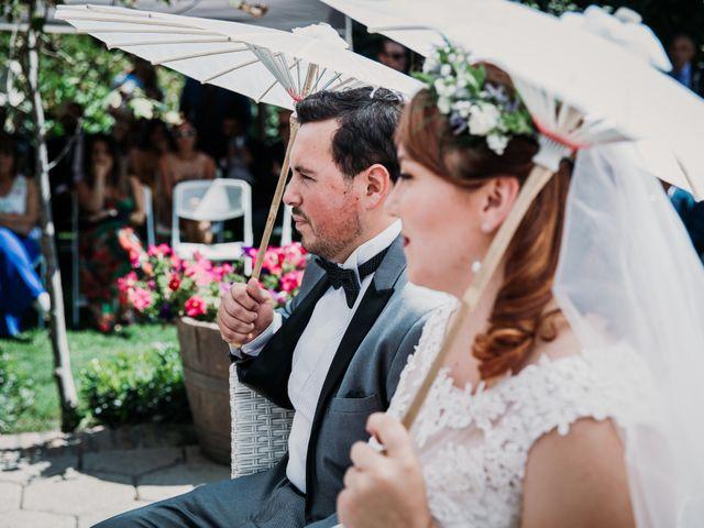 El matrimonio de José Ignacio y Daniela en Graneros, Cachapoal 31