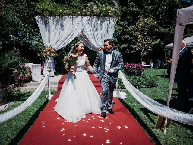 El matrimonio de José Ignacio y Daniela en Graneros, Cachapoal 34