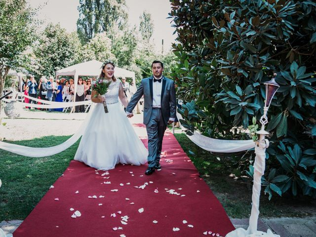 El matrimonio de José Ignacio y Daniela en Graneros, Cachapoal 35