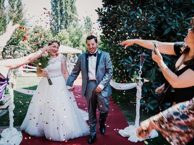 El matrimonio de José Ignacio y Daniela en Graneros, Cachapoal 36