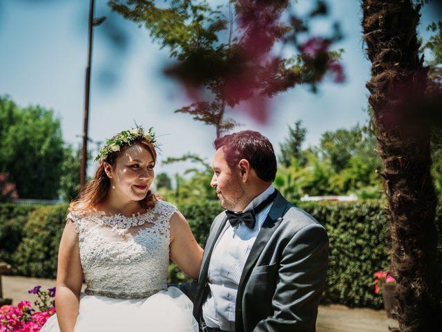 El matrimonio de José Ignacio y Daniela en Graneros, Cachapoal 37