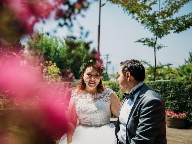 El matrimonio de José Ignacio y Daniela en Graneros, Cachapoal 38