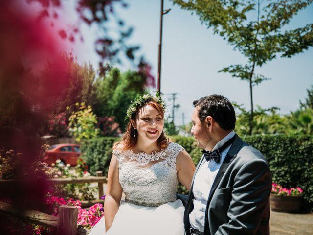 El matrimonio de José Ignacio y Daniela en Graneros, Cachapoal 39
