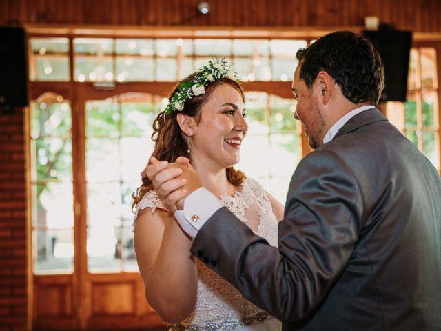 El matrimonio de José Ignacio y Daniela en Graneros, Cachapoal 42