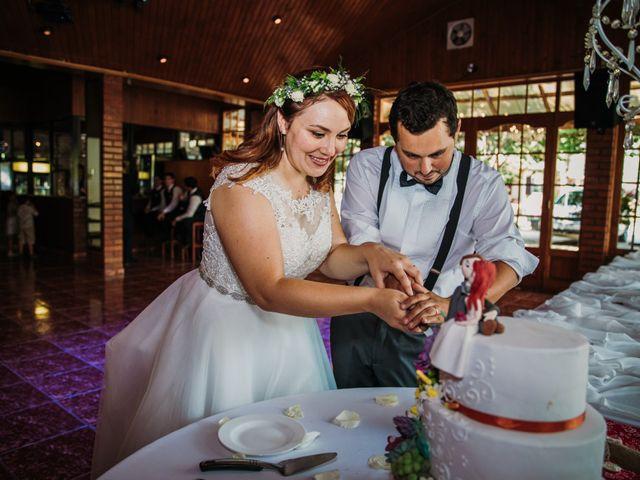 El matrimonio de José Ignacio y Daniela en Graneros, Cachapoal 56