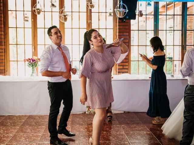 El matrimonio de José Ignacio y Daniela en Graneros, Cachapoal 58
