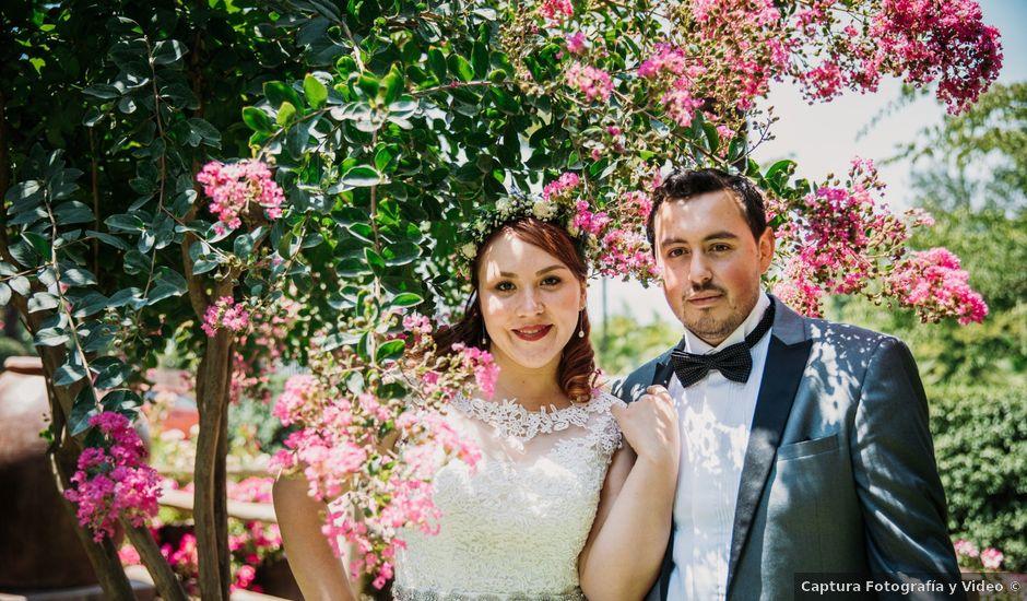 El matrimonio de José Ignacio y Daniela en Graneros, Cachapoal