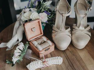 El matrimonio de Keren y Esteban  3