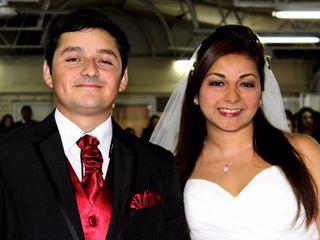 El matrimonio de Nayareth y Leonardo