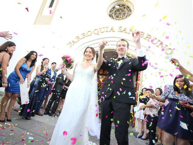 El matrimonio de Carmen Gloria y Franek