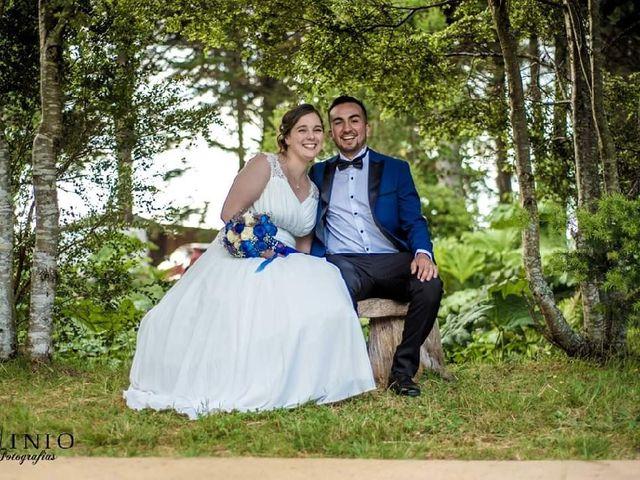 El matrimonio de Felipe y Claudia