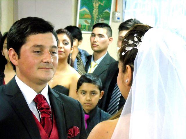 El matrimonio de Leonardo y Nayareth en Lo Prado, Santiago 10