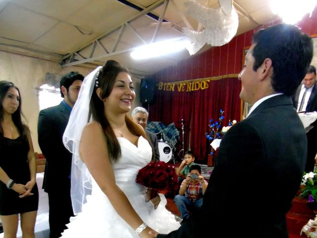 El matrimonio de Leonardo y Nayareth en Lo Prado, Santiago 11