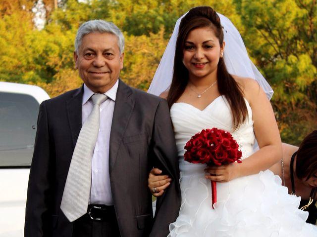 El matrimonio de Leonardo y Nayareth en Lo Prado, Santiago 12