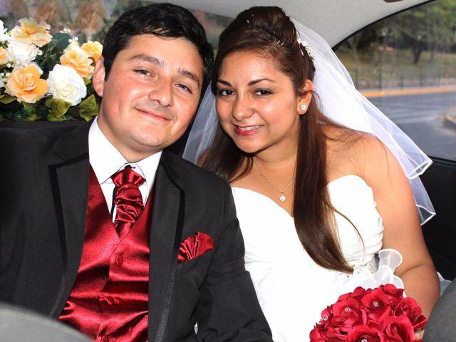 El matrimonio de Leonardo y Nayareth en Lo Prado, Santiago 13
