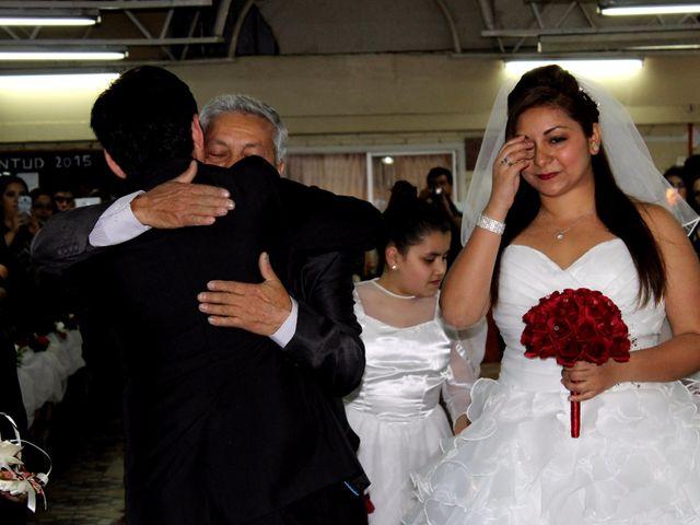 El matrimonio de Leonardo y Nayareth en Lo Prado, Santiago 14