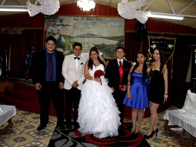 El matrimonio de Leonardo y Nayareth en Lo Prado, Santiago 16