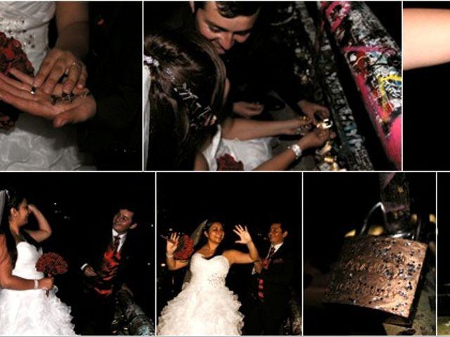 El matrimonio de Leonardo y Nayareth en Lo Prado, Santiago 17