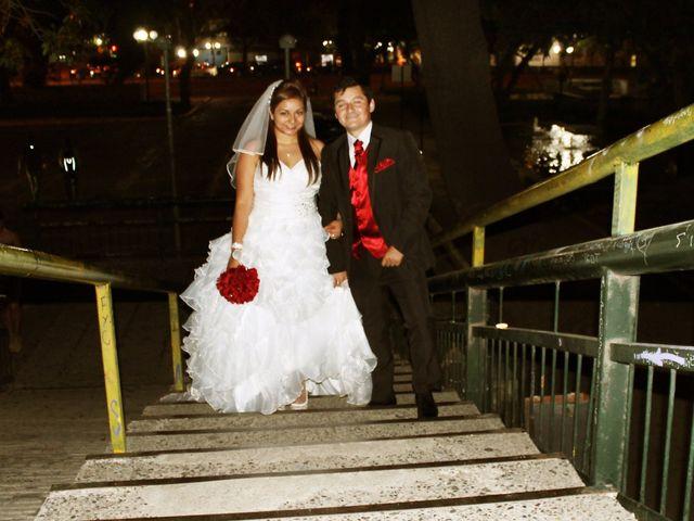 El matrimonio de Leonardo y Nayareth en Lo Prado, Santiago 18
