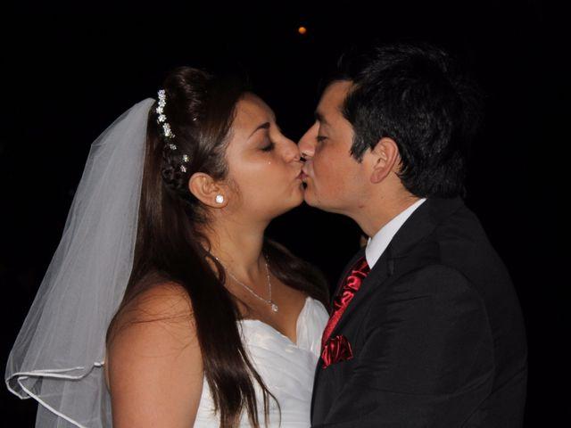 El matrimonio de Leonardo y Nayareth en Lo Prado, Santiago 19