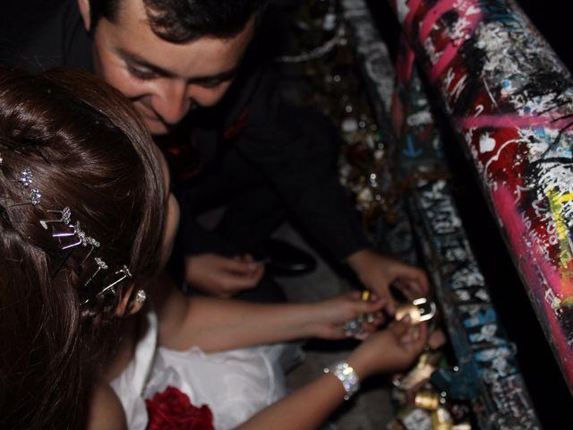 El matrimonio de Leonardo y Nayareth en Lo Prado, Santiago 20