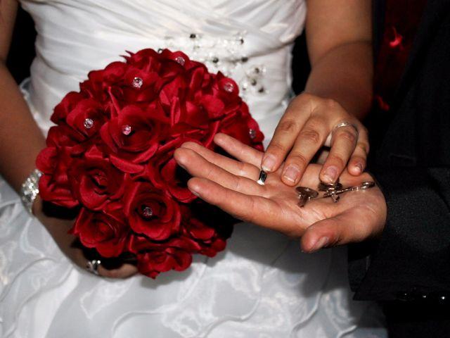 El matrimonio de Leonardo y Nayareth en Lo Prado, Santiago 21